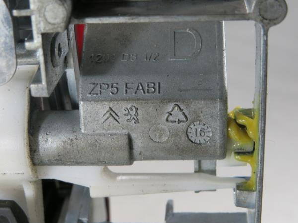 Punho porta Frt Drt PEUGEOT 208 I (CA_, CC_) | 12 -