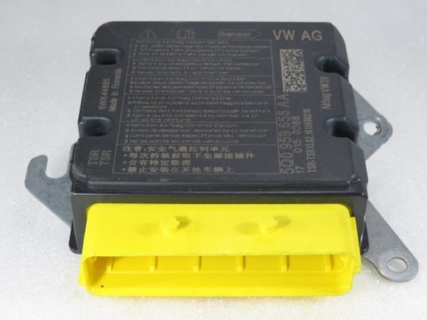 Centralina do Airbag VOLKSWAGEN GOLF VII (5G1, BQ1, BE1, BE2) | 12 -