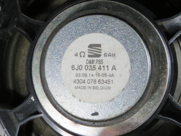 Coluna de Som SEAT IBIZA IV (6J5, 6P1) | 08 - 17