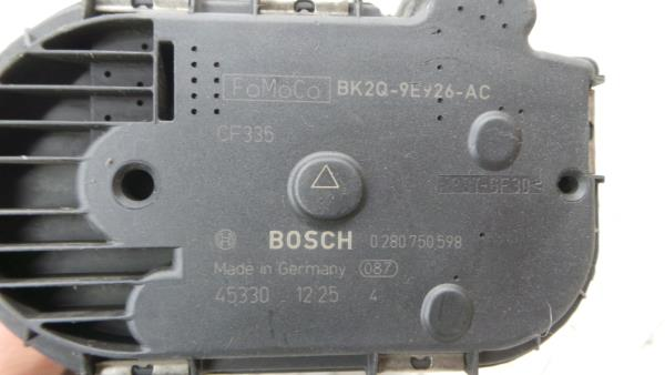 Borboleta da Admissão FORD TRANSIT V363 Caixa (FCD, FDD) | 13 -