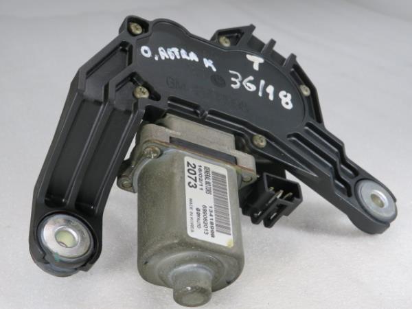 Motor da Sofagem OPEL ASTRA K (B16) | 15 -