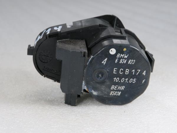 Atuador da Comporta de Ar BMW X3 (E83)   03 - 11