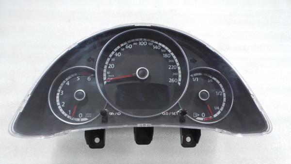 Quadrante VOLKSWAGEN BEETLE Cabriolet (5C7, 5C8) | 11 - 19