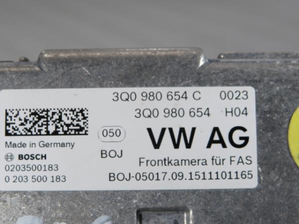 Sensor de Camera VOLKSWAGEN T-ROC (A11) | 17 -
