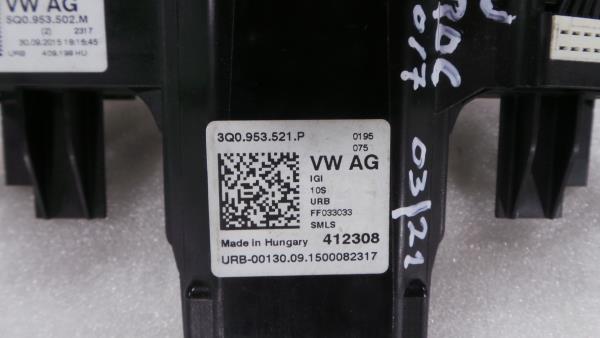 Interruptor Luzes VOLKSWAGEN T-ROC (A11) | 17 -