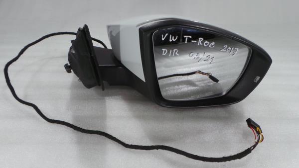 Espelho Retrovisor Direito Electrico VOLKSWAGEN T-ROC (A11) | 17 -