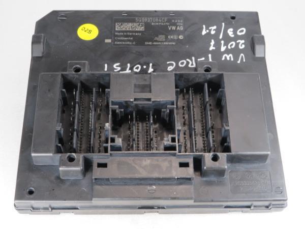 Modulo Confort VOLKSWAGEN T-ROC (A11) | 17 -