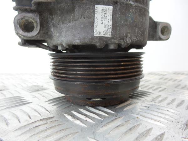 Compressor do Ar Condicionado MERCEDES-BENZ E-CLASS (W212) | 09 - 16