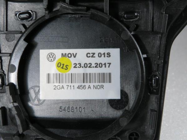 Moldura Decorativa Interior VOLKSWAGEN T-ROC (A11) | 17 -