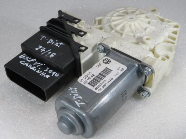 Motor Elevador Tras Direito VOLKSWAGEN GOLF VI Variant (AJ5) | 09 - 14
