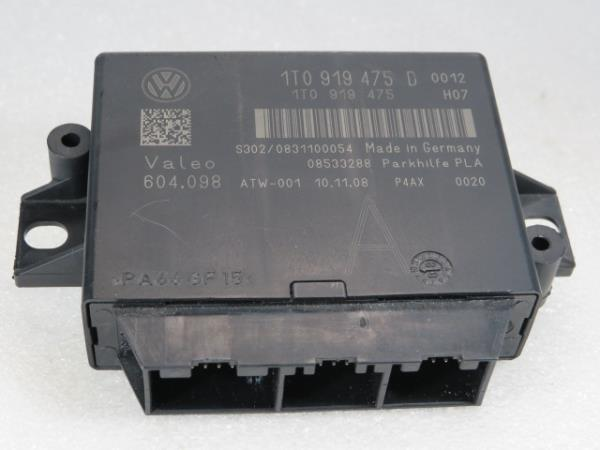 Modulo dos Sensores de Parque SEAT ALHAMBRA (710, 711) | 10 -