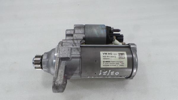 Motor de Arranque VOLKSWAGEN T-ROC (A11) | 17 -