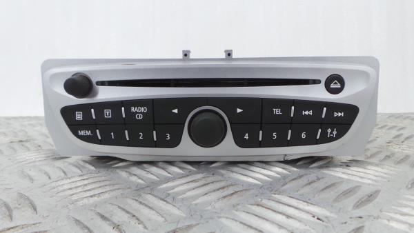 Auto-rádio (CD) RENAULT MEGANE III Hatchback (BZ0/1_) | 08 -