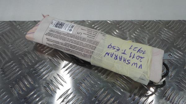Airbag Banco Tras Esquerdo VOLKSWAGEN SHARAN (7N1, 7N2) | 10 -