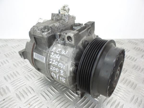 Compressor do Ar Condicionado MERCEDES-BENZ C-CLASS (W204) | 07 - 15