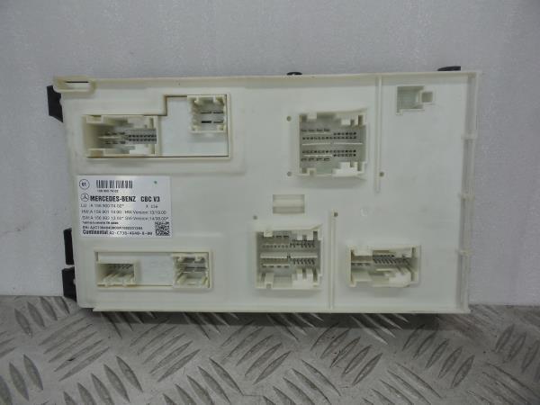 Modulo Confort MERCEDES-BENZ GLA-CLASS (X156) | 13 -