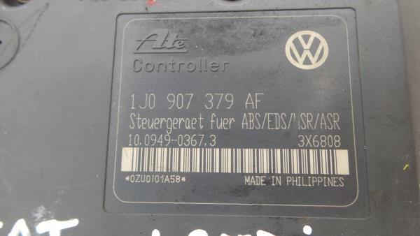 Modulo do ABS SEAT CORDOBA (6K2)   99 - 02