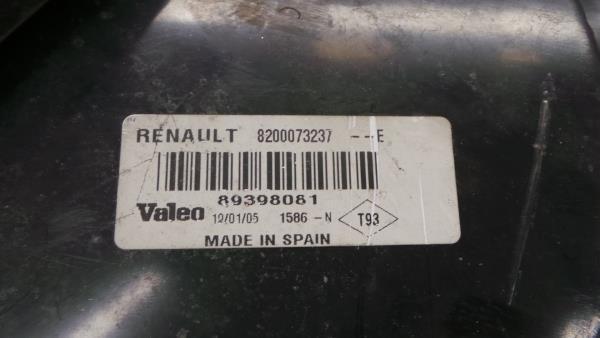 Farolim Tras Direito                          RENAULT MEGANE II (BM0/1_, CM0/1_)   01 - 12