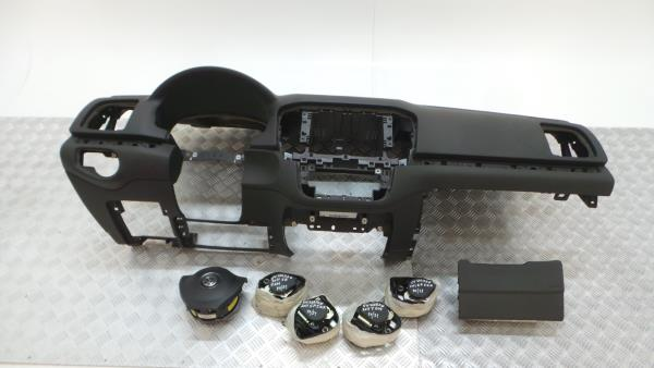 Conjunto / Kit de Airbags VOLKSWAGEN SHARAN (7N1, 7N2) | 10 -