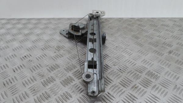 Fecho da Porta Frente Esq RENAULT MEGANE II (BM0/1_, CM0/1_) | 01 - 12