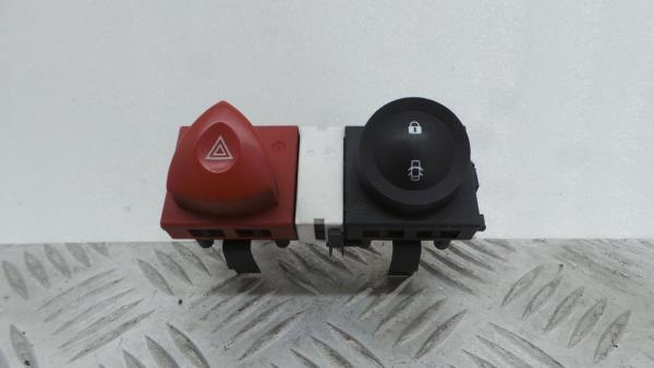 Interruptor / Botoes RENAULT MEGANE II (BM0/1_, CM0/1_) | 01 - 12