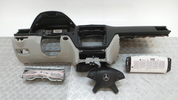 Conjunto / Kit de Airbags MERCEDES-BENZ C-CLASS (W204)   07 - 15