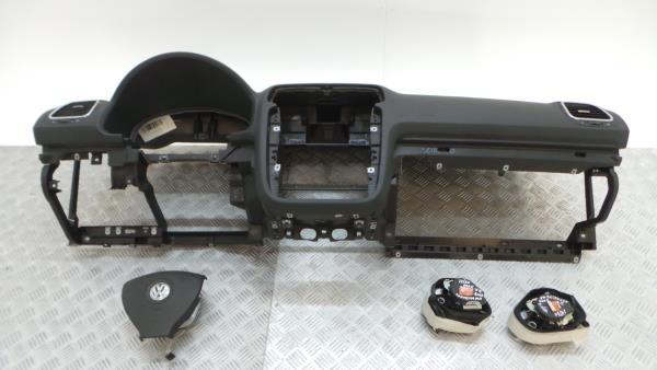 Conjunto / Kit de Airbags VOLKSWAGEN SCIROCCO (137, 138)   08 - 17