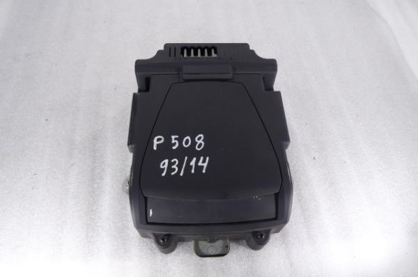 Display HeadUp PEUGEOT 508 I (8D_) | 10 - 18