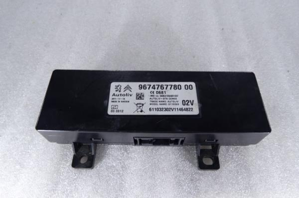 Modulo Central do Bluetooth PEUGEOT 508 I (8D_) | 10 - 18