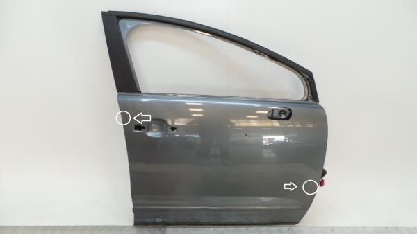 Porta Frente Direita PEUGEOT 5008 (0U_, 0E_) | 09 - 17