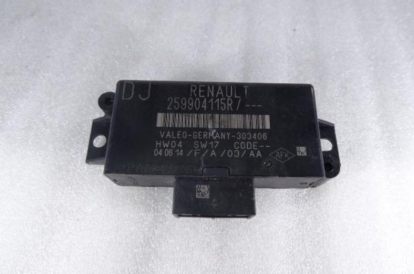 Modulo dos Sensores de Parque RENAULT CLIO IV (BH_)   12 -
