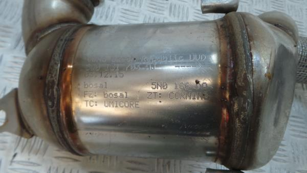 Catalisador VOLKSWAGEN T-ROC (A11)   17 -