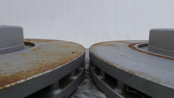 Discos Travão com Calços VOLKSWAGEN T-ROC (A11)   17 -