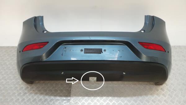 Para Choques de Trás VOLVO V40 Hatchback (525, 526)   12 -