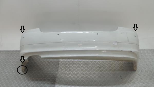 Para Choques de Trás BMW 3 (E90)   04 - 12