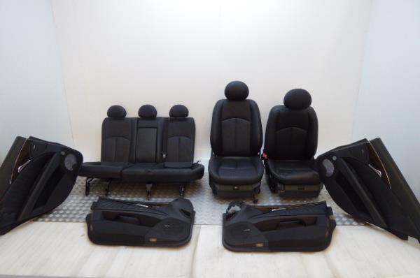 Conjunto de bancos / Sem Airbags MERCEDES-BENZ E-CLASS (W211) | 02 - 09