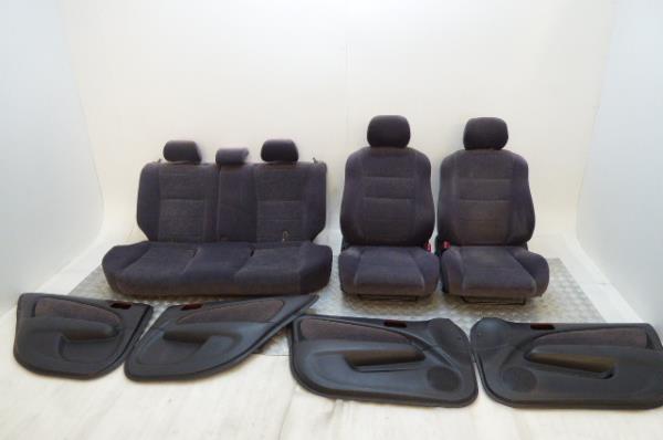 Conjunto de bancos / Sem Airbags TOYOTA COROLLA (_E11_) | 95 - 02