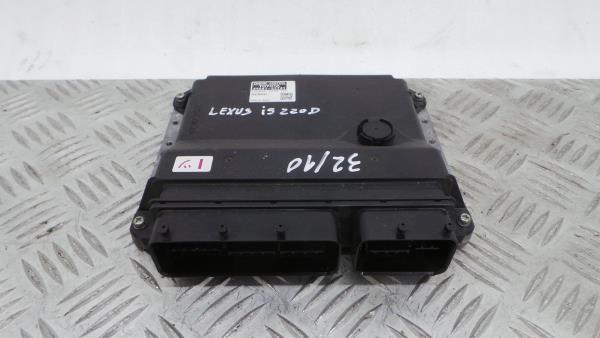 Centralina do Motor   ECU LEXUS IS II (_E2_)   05 - 13