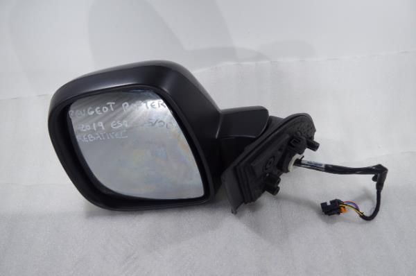 Espelho Retrovisor Esq Electrico PEUGEOT RIFTER   18 -