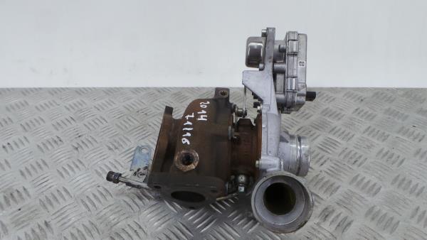 Turbo MERCEDES-BENZ CLA Coupé (C117) | 13 - 19