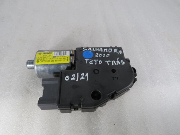 Motor Tecto de Abrir SEAT ALHAMBRA (710, 711)   10 -