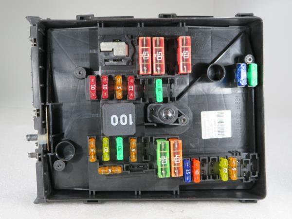 Caixa Fusiveis   SAM   Module SKODA SUPERB II Combi (3T5)   09 - 15
