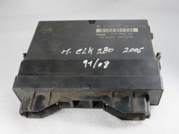 Modulo Confort MERCEDES-BENZ CLK (C209) | 02 - 10