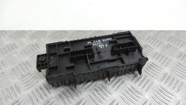 Caixa Fusiveis   SAM   Module MERCEDES-BENZ CLA Coupé (C117)   13 - 19
