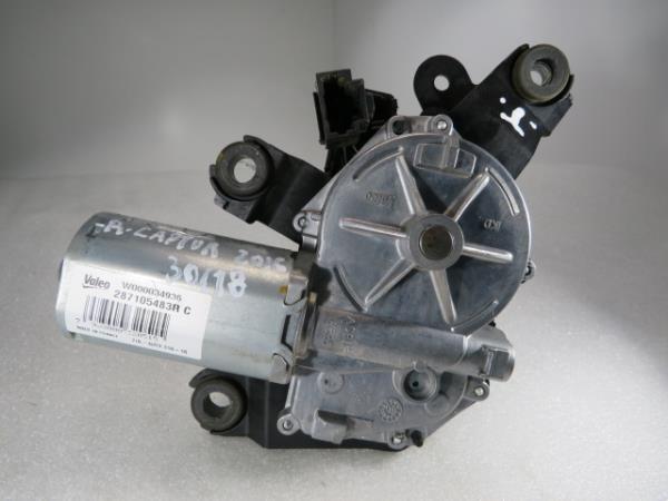 Motor Limpa Vidros Tras RENAULT CAPTUR I (J5_, H5_)   13 -