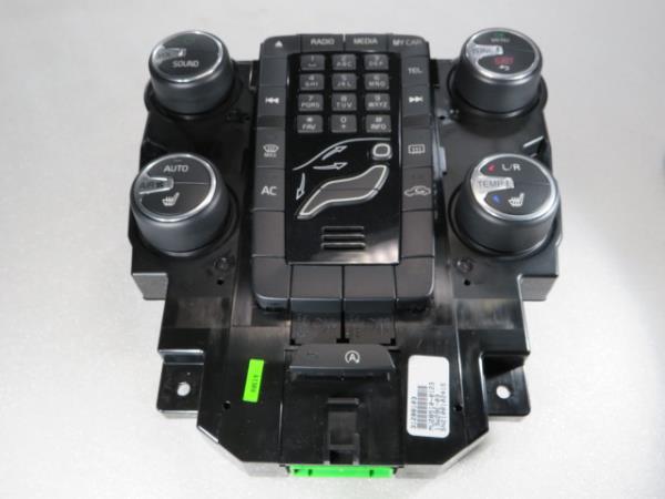 Comando Sofagem / Climatronic VOLVO V40 Hatchback (525, 526) | 12 -