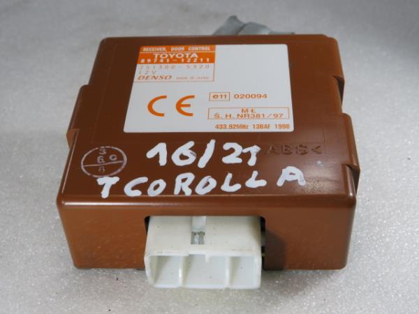 Modulo / Rele TOYOTA COROLLA (_E11_) | 95 - 02