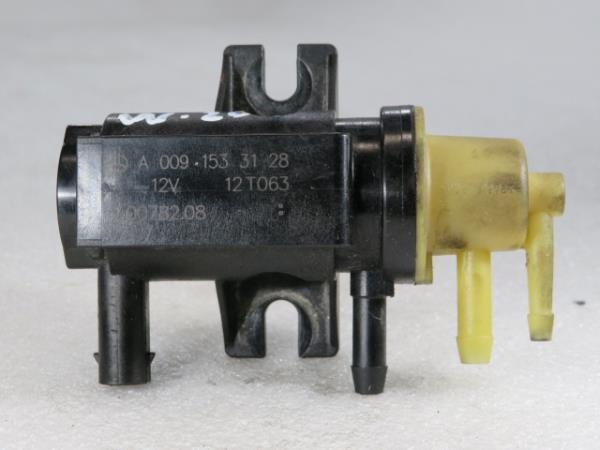 Valvula de Pressao do Turbo MERCEDES-BENZ C-CLASS (W204) | 07 - 15
