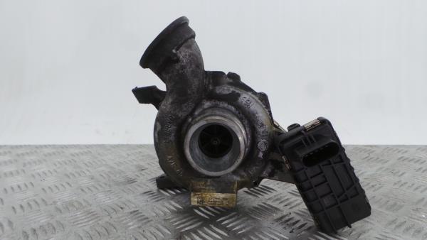 Turbo MERCEDES-BENZ SPRINTER 3,5-t Camião de plataforma/chassis (906) | 06 -