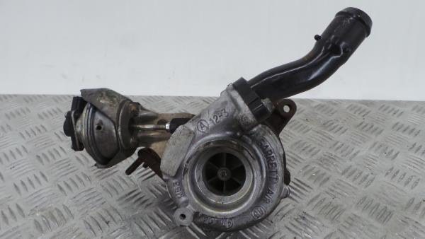 Turbo PEUGEOT 407 (6D_) | 04 - 11